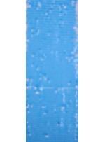 18 MM Büyük Payetli Neon Mavi Payetli Kumaş - K9179
