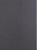 Şifon Üzeri Gümüş Taşlı Abiyelik Kumaş - K9181