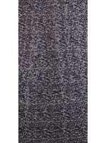 3 mm Seyrek Siyah Payetli Abiyelik Kumaş - K9202