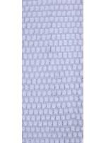 Kare Desenli Kemik Nakışlı Kumaş - K9220