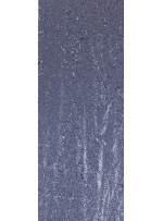 Çift Taraflı Eskitme Desenli Gümüş Payetli Kumaş - K9379