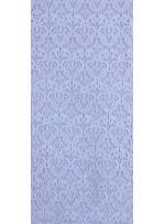 Dilim Desenli Beyaz Güpür Kumaş - K9407