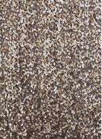 5 mm Yoğun Payetli Mat Gold Abiyelik c1 Kumaş - K9414