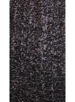 5 mm Yoğun Payetli Siyah Abiyelik c6 Kumaş - K9414
