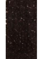 Gül Desen 3 Boyutlu Lazer Kesim Siyah Lase Kumaş - K9565