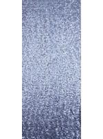 4 MM ve 7 MM Mat - Parlak Serpme Payetli Abiyelik Gümüş Kumaş - K9567