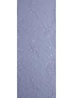 Fransız Danteli Üzeri Boncuklu Gelinlik Kumaşı - K9574
