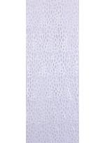 File Üzerine 5 MM Payet Sıvama Beyaz Kumaş - K9590