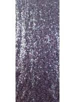 Yoğun Nar Çiçeği Hologram Payetli Abiyelik Kumaş - K9640