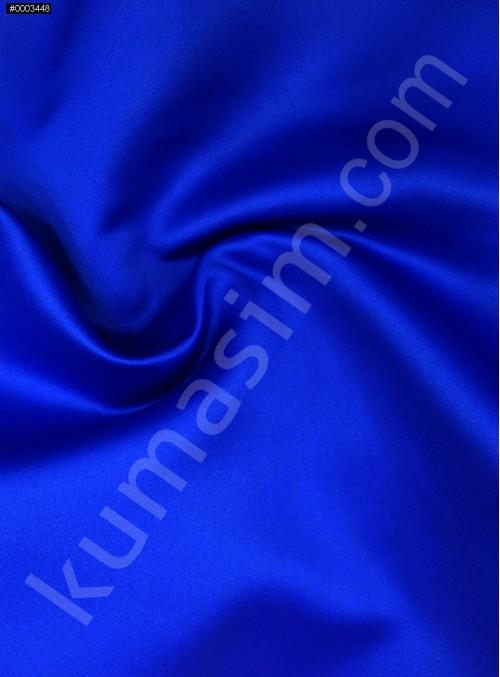 Elbiselik Saks Polyester Mat Dupont Saten Kumaş - G029